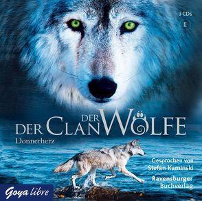 Der Clan der Wölfe [1] von Kaminski,  Stefan, Lasky,  Kathryn