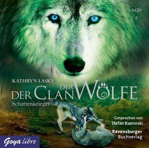 Der Clan der Wölfe [2] von Kaminski,  Stefan, Lasky,  Kathryn