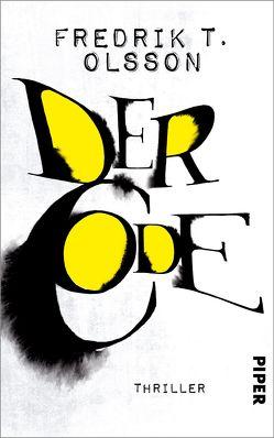 Der Code von Allenstein,  Ursel, Olsson,  Fredrik T.