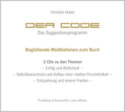 Der Code – Das Suggestionsprogramm: von Huber,  Christian, Motion,  Jonny