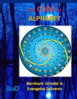 Der Code im Alphabet von Grindel,  Bernhard, Saliveros,  Evangelos