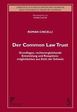 Der Common Law Trust von Cincelli,  Roman
