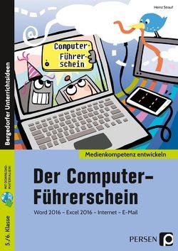 Der Computer-Führerschein von Strauf,  Heinz