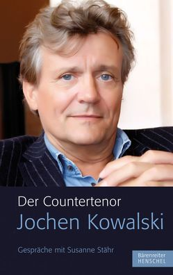 Der Countertenor Jochen Kowalski von Kowalski,  Jochen