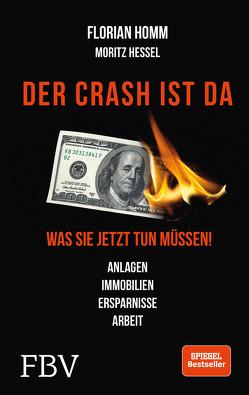 Der Crash ist da von Hessel,  M., Homm,  Florian, Krall,  Markus