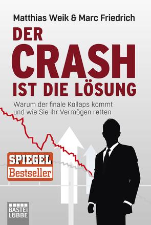 Der Crash ist die Lösung von Friedrich,  Marc, Weik,  Matthias