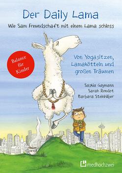 Der Daily Lama von Gaymann,  Saskia