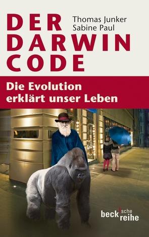 Der Darwin-Code von Junker,  Thomas, Paul,  Sabine