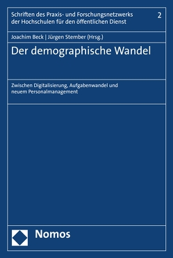 Der demographische Wandel von Beck,  Joachim, Stember,  Jürgen