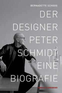 Der Desingner Peter Schmidt von Schoog,  Bernadette