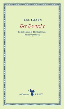 Der Deutsche von Hamilton,  Anne, Jessen,  Jens