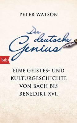 Der deutsche Genius von Badal,  Yvonne, Watson,  Peter