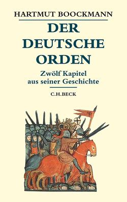 Der Deutsche Orden von Boockmann,  Hartmut
