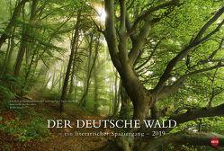 Der deutsche Wald – Ein literarischer Spaziergang – Kalender 2019 von Heye