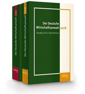 Der Deutsche Wirtschaftsanwalt 2008/2009