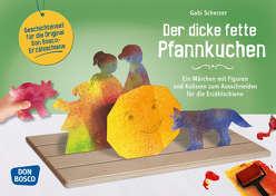 Der dicke fette Pfannkuchen von Scherzer,  Gabi