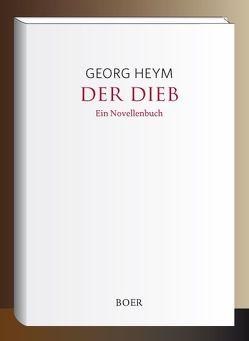 Der Dieb von Heym,  Georg