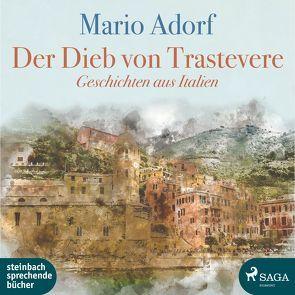 Der Dieb von Trastevere von Adorf,  Mario, Böhlke,  Edgar M.