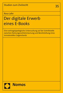 Der digitale Erwerb eines E-Books von Lafer,  Rosa
