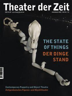 Der Dinge Stand | The State of Things von Dabs,  Annette, Sandweg,  Tim