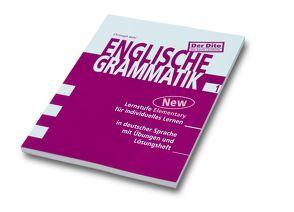Der DITO, Englische Grammatik 1 (Neue Ausgabe). Lernstufe New Elementary von Hohl,  Christoph, Iser,  Daniela