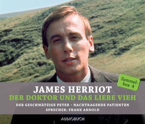 Der Doktor und das liebe Vieh (Box 4) – Der geschwätzige Peter/Nachtragende Patienten von Arnold,  Frank, Herriot,  James