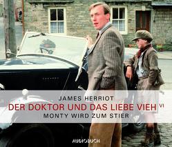 Der Doktor und das liebe Vieh (Teil 6) – Monty wird zum Stier von Arnold,  Frank, Herriot,  James
