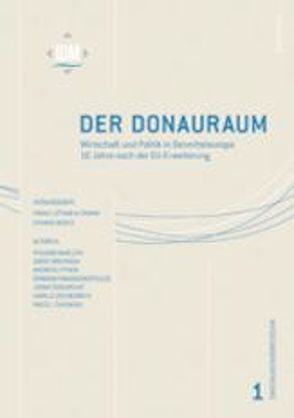 Der Donauraum Jg. 53/1, 2013 von Altmann,  Franz-Lothar, Busek,  Erhard