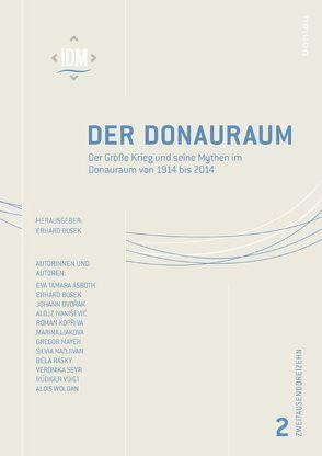 Der Donauraum Jg. 53/2, 2013 von Busek,  Erhard