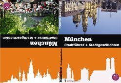 Der doppelte Stadtführer München von Kaiser,  Gerd, Peters,  Nils, Zeller,  Anja
