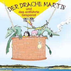 Der Drache Martin und das entführte Gespenst von Gabor,  Karlheinz, Zenker,  Helmut
