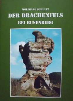 Der Drachenfels bei Busenberg