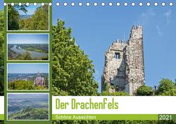 Der Drachenfels – Schöne Aussichten (Tischkalender 2021 DIN A5 quer) von Leonhardy,  Thomas