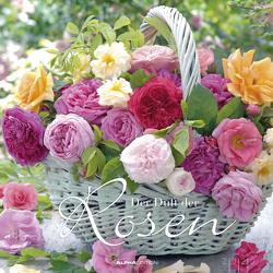 Der Duft der Rosen 2020 – mit Duftlack – Bildkalender (33 x 33) – Roses – Blumen – Wandkalender von ALPHA EDITION