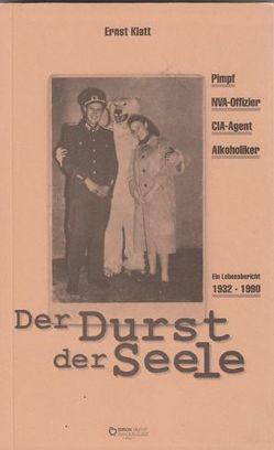 Der Durst der Seele von Basan,  Anja, Borchardt,  Jürgen, Klatt,  Ernst, Thern,  Monika