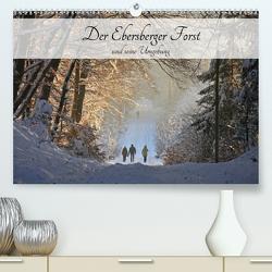 Der Ebersberger Forst und seine Umgebung (Premium, hochwertiger DIN A2 Wandkalender 2020, Kunstdruck in Hochglanz) von Bildarchiv,  Geotop