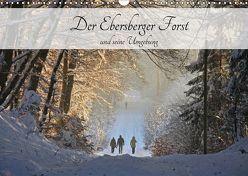 Der Ebersberger Forst und seine Umgebung (Wandkalender 2019 DIN A3 quer) von Bildarchiv,  Geotop