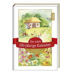 Der echte 100-jährige Kalender von Knauer,  Mauritius