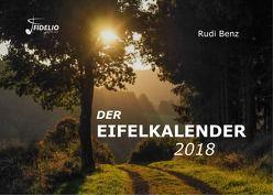 Der Eifelkalender 2018 von Benz,  Rudolf
