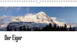 Der Eiger (Wandkalender 2019 DIN A4 quer) von Kulla,  Alexander