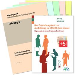 Der Einstellungstest zur Ausbildung im öffentlichen Dienst von Guth,  Kurt, Mery,  Marcus, Mohr,  Andreas