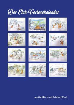 Der Elch-Vorlesekalender von Buch,  Gabi