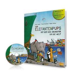 Der Elefantenpups von Bernhard,  Martin, Leenen,  Heidi, Malzew,  Stefan