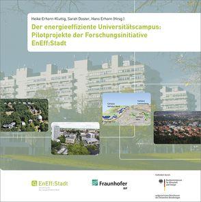 Der energieeffiziente Universitätscampus. von Doster,  Sarah, Erhorn,  Hans, Erhorn-Kluttig,  Heike