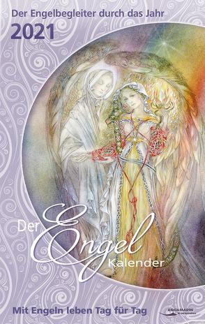 Der Engel-Kalender 2021 von Wülfing,  Sulamith