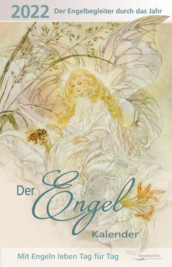 Der Engel-Kalender 2022 von Wülfing,  Sulamith