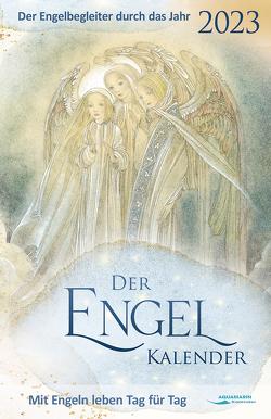 Der Engel-Kalender 2023 von Wülfing,  Sulamith