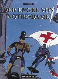 Der Engel von Notre-Dame von Torres,  Daniel