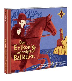 Der Erlkönig und andere BALLADEN von Eipp,  Max, Garbers,  Gerhard, Heidt,  Andreas, Pleticha,  Heinrich, Preussler,  Otfried