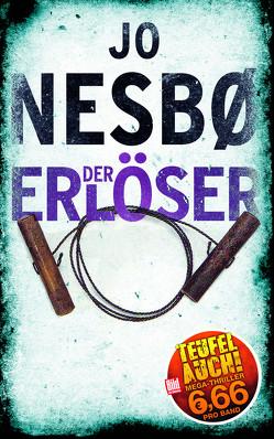 Der Erlöser von Nesbø,  Jo